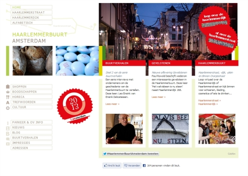 Haarlemmerbuurt  Haarlemmerstraat - Haarlemmerdijk - Haarlemmerplein  Amsterdam - Google Chrome
