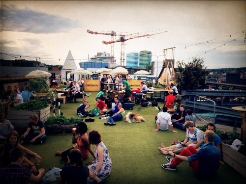 foto: Roof Garden Arnhem