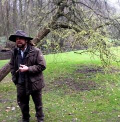 Jeroen, de 'Urban Forester' van Arnhem
