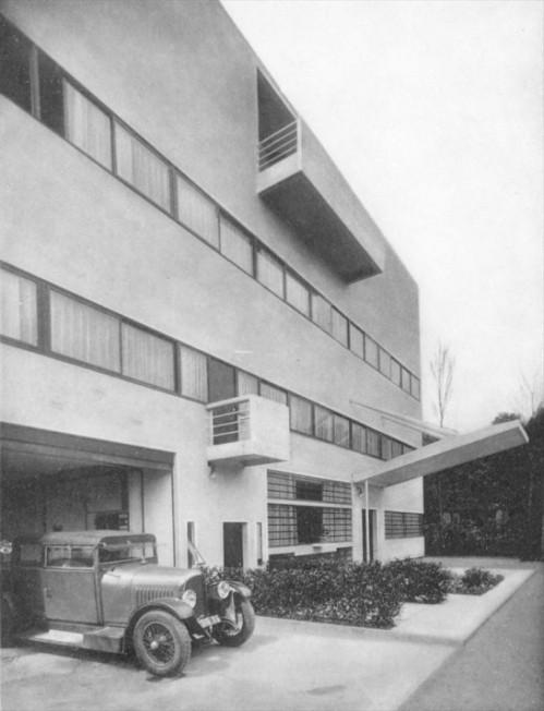 Villa Stein-de Monzie [Le Corbusier, 1927]