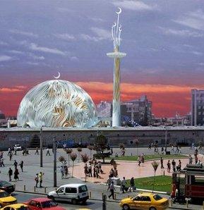 Taksim cami