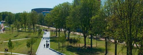 Mekelpark   (bron: tudelft.nl)