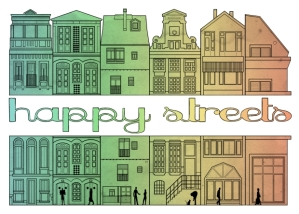 Happy Streets Logo