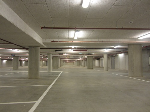 Parkeergarage ROC-Lammenschans